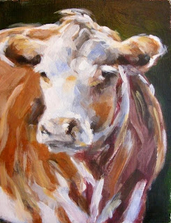 Alabama Cow