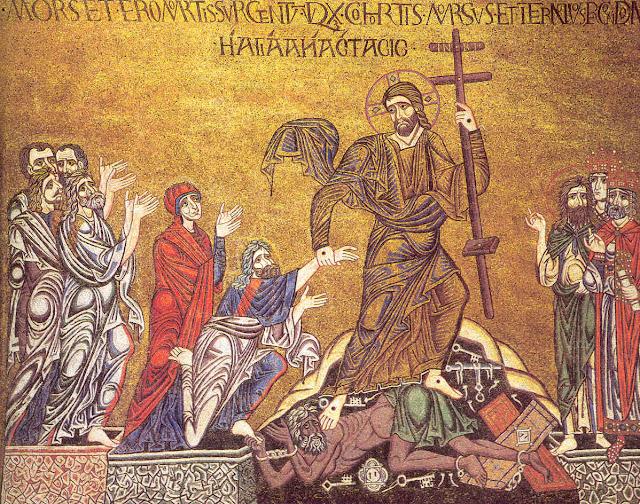 Η έκσταση ως κάθοδος: Το παλαμικό υπόβαθρο της Θεολογίας του π. Σωφρονίου