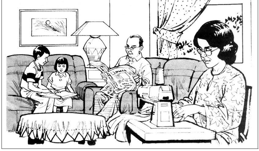 Keluargaku Sayang: BM KERTAS 1 DAN KERTAS 2