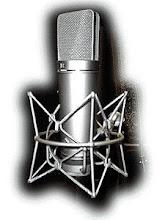 No microfone