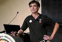 A picture of Randy Pausch.