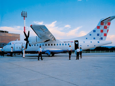 Design Plane Another Mechanical Problem On Croatia Airlines Flight