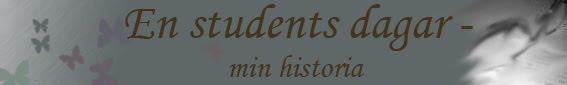 En students dagar