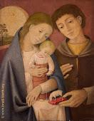 Jesús, José y María        os doy el corazón y el alma mía