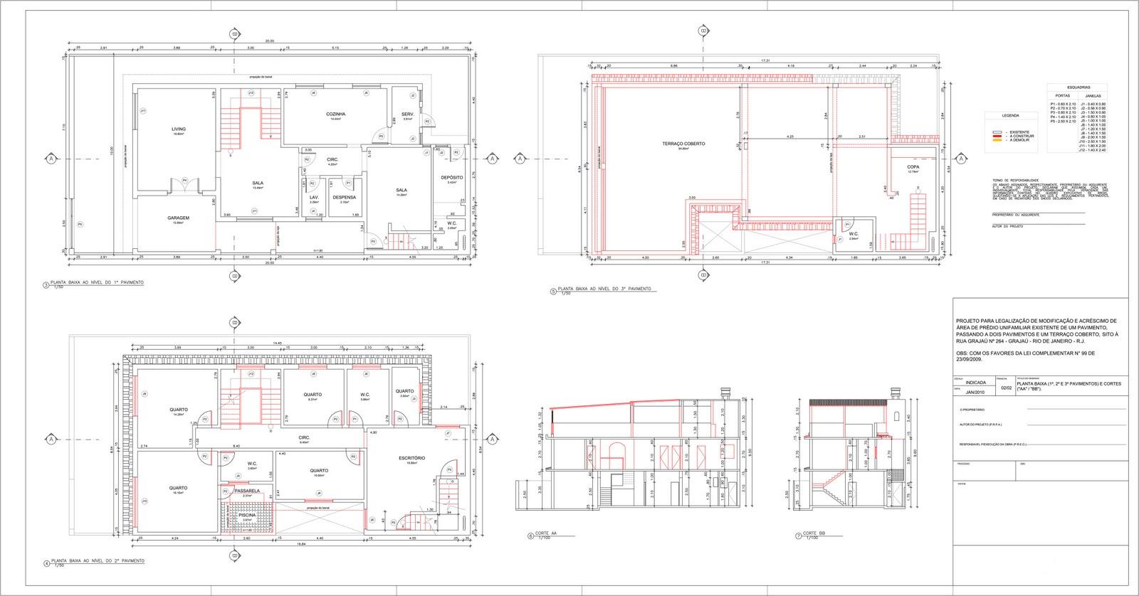 Well-known Dico Mattos: Trabalho desenho arquitetura - Planta baixa  TV77