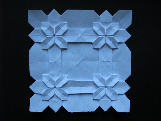 Shuzo Fujimoto Quad White Hydrangea Tessellation