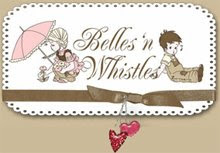 Former DT Member for Belles 'n Whistles Stamps