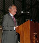 XXXII FIESTA LA BIZNAGA. PREGONERO AÑO 2007