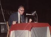 IX FIESTA LA BIZNAGA. PREGONERO AÑO 1983