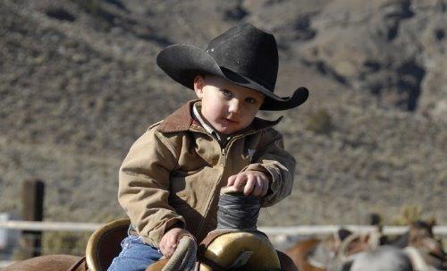 Foi assim desde que nasci...no lombo de cavalos
