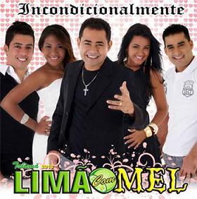 lcm002 Limão com Mel   Incondicionalmente 2010 Ouvir mp3 e Letras .