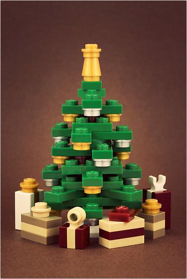 Blxbrx black 39 s bricks blog make your own lego - Make your own christmas tree decorations ...