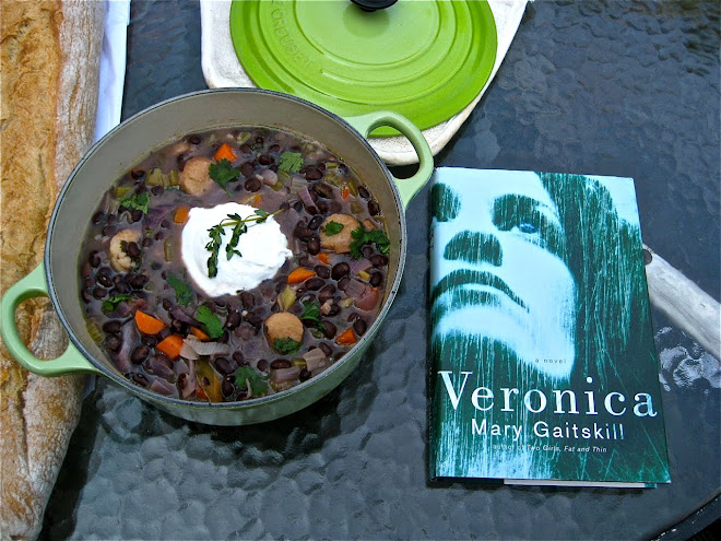 Mary Gaitskill's Veronica, Scallops and Black Beans