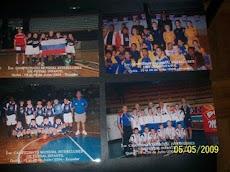 PRIMER CAMPEONATO MUNDIAL INTER CLUBES DE FUTSAL INFANTIL - QUITO 2004