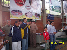 INAUGURACION DEL TERCER MUNDIALITO DE BABY FUTBOL 2010