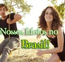 Amanhecer no Rio de Janeiro...