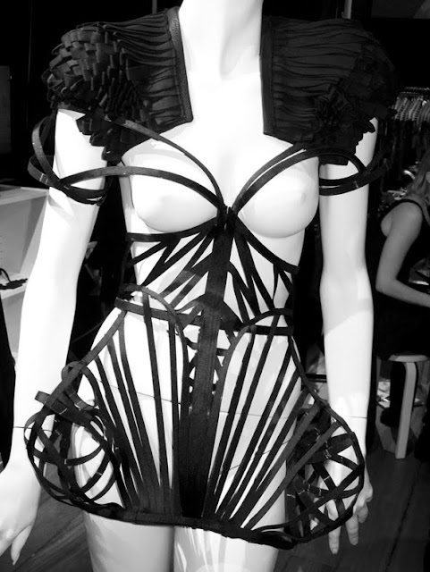 MY Cage Dress AW2010
