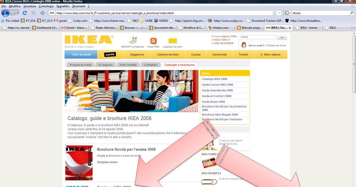 Bilocale ampio soggiorno catalogo ikea 2009 - Catalogo ikea 2008 ...