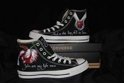Zapatillas de la saga!!!