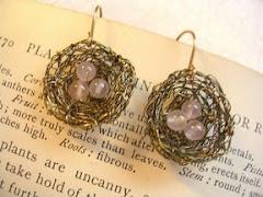 Spring Nest Earrings