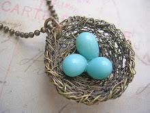 Robin's Nest Necklace
