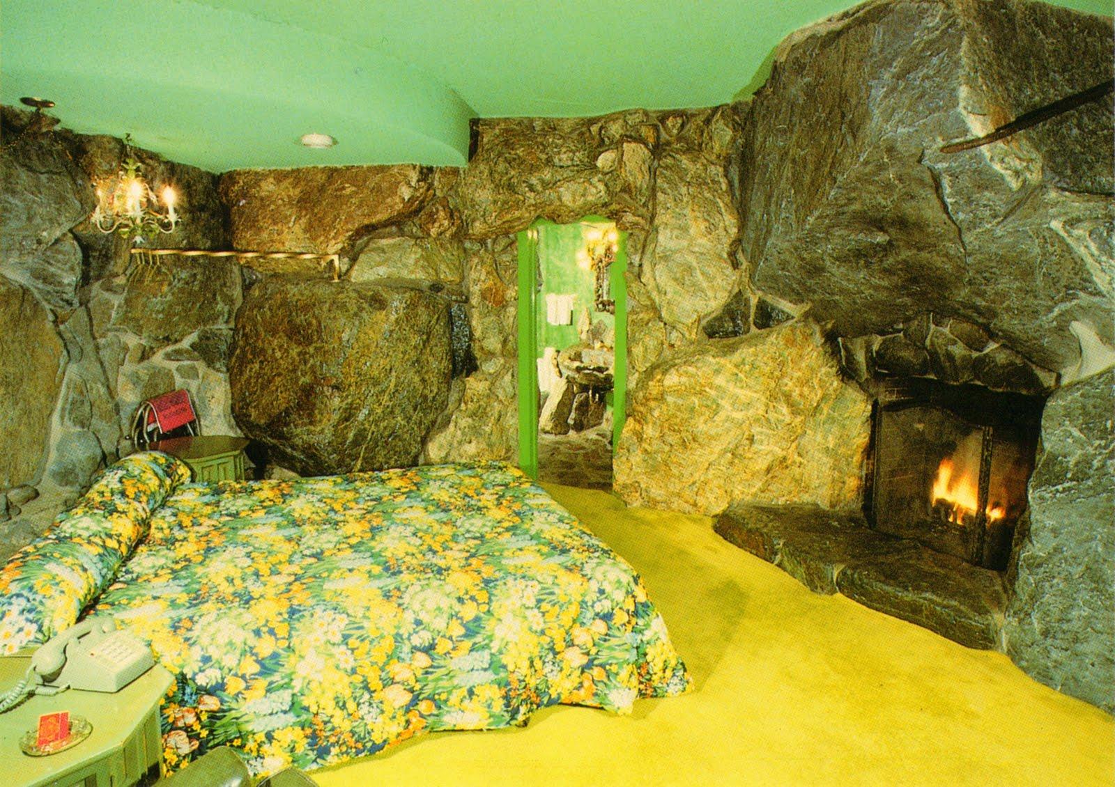 Madonna Inn Caveman Room : Dirty blonde le weekend the madonna inn
