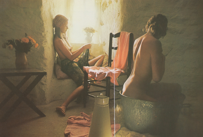 David Hamilton Photographs of Models http://range.wordpress.com/2011/01/04/les-demoiselles-dhamilton-by-david-hamilton-1973/