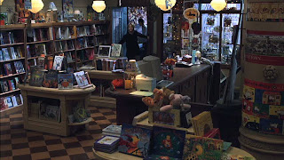 The Shop Around the Corner in the movie, You've Got Mail