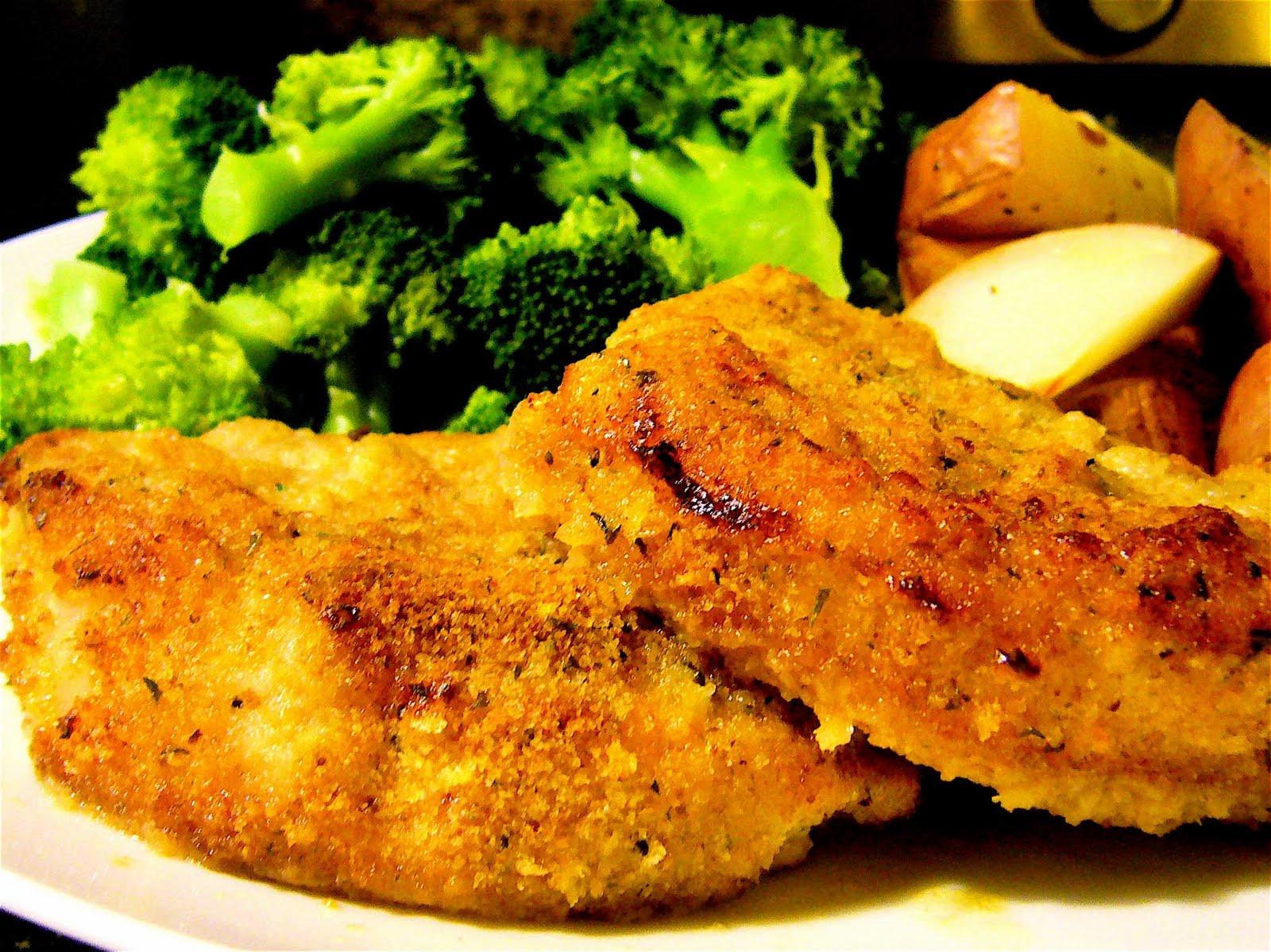 Bon Chappétit: oven-fried pork chops