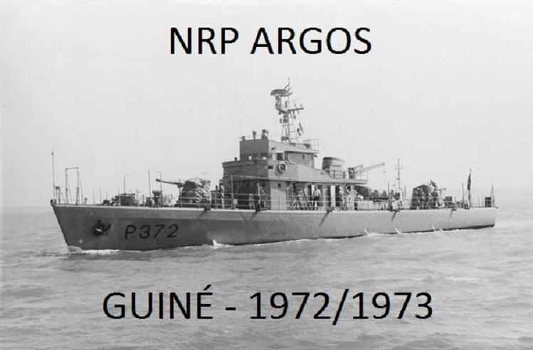 NRP Argos - Guiné 1972/1973