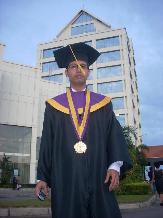 Graduation Universitas & STMIK Putera Batam