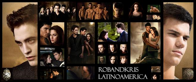Rob And Kris Latinoamerica