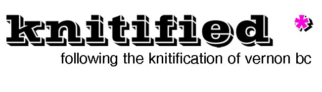 Knitified ~ a journal of knitted graffiti