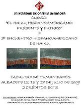 Primer Encuentro de Haiku Hispanoamericano