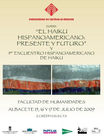 curso encuentro de haiku hispanoamericano