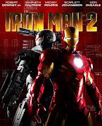 DVD_128 – IRON MAN 2. ACCION Castellano 5.1 canales (iron man dvd)