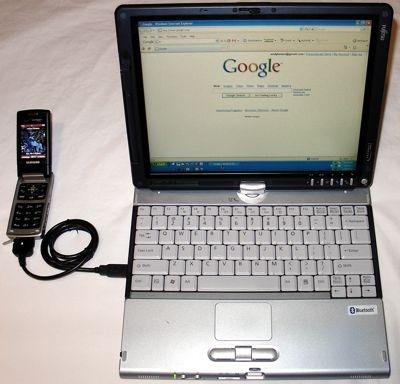 internet para laptop: