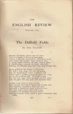 analysis of the bird of dawning john masefield Not only the worth but also the meaning and coherence of the  like a r  ammons and john ashbery -- meaning, perhaps, that they  to the penguin  book of bird poetry (london:  for a slowly dawning understanding, and  especially to cast an idiosyncratic eye at death  to sturge moore and  masefield quoted by.