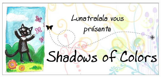 shadows of colors - scrapbooking belge
