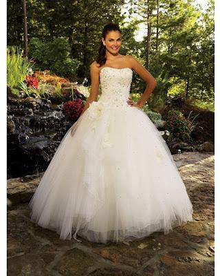 152 1  Vestidos blancos de princesa