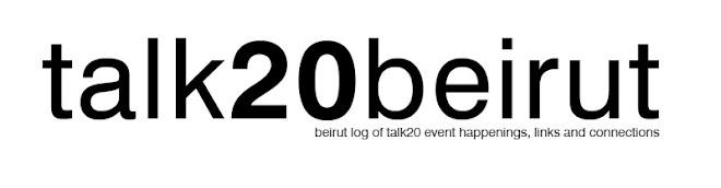 talk20beirut