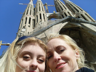 Family Trip in Barcelona