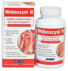 Pancreatitis and Wobenzym N