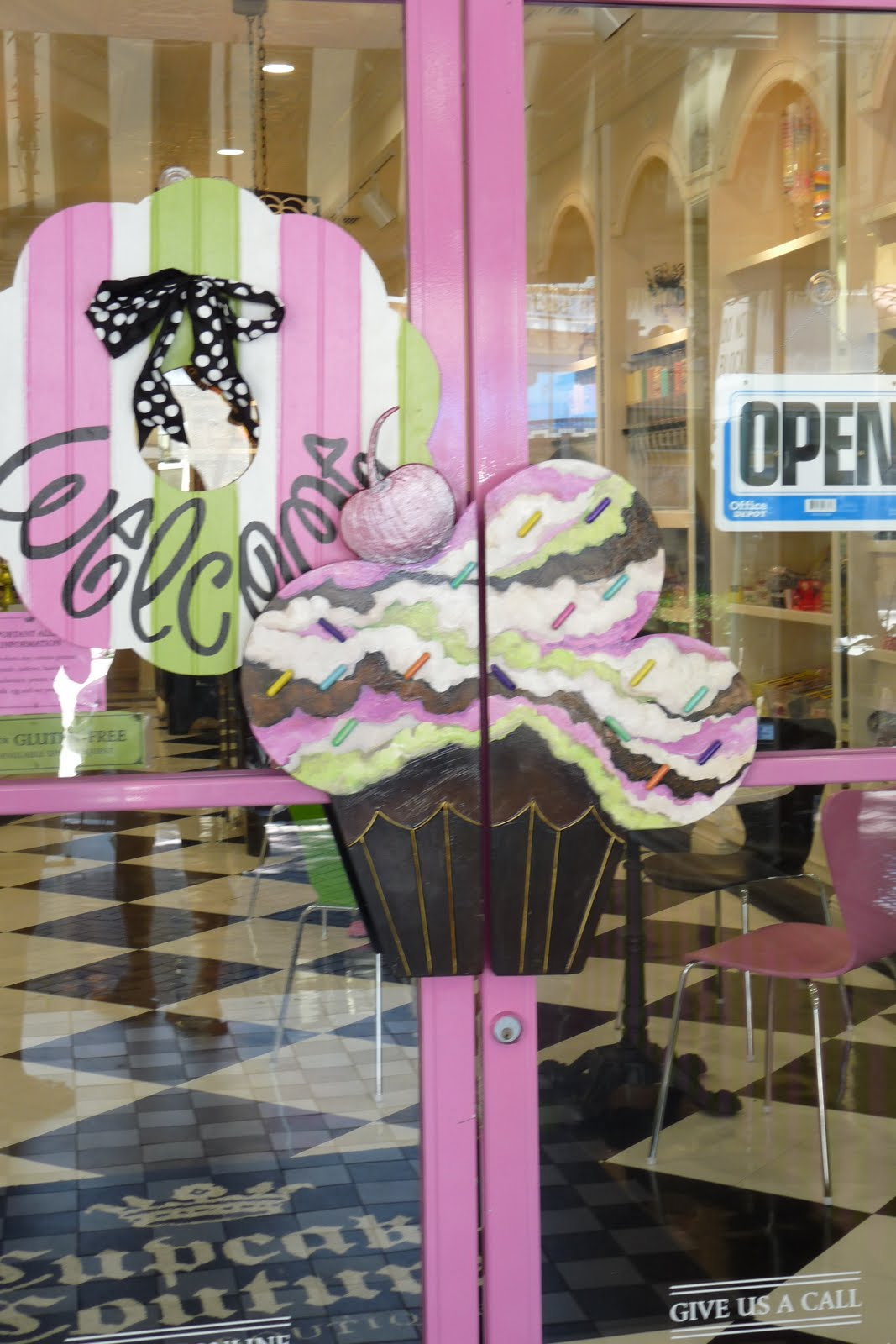 Cupcakes Places