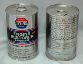 Engine Restore Oil Engine Restore Oil