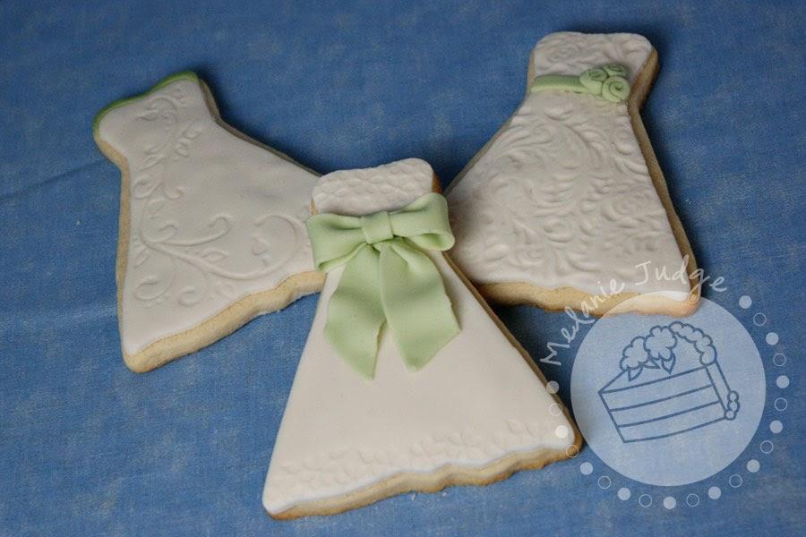 Cake Walk Wedding Dress Cookies Amp Tutorial