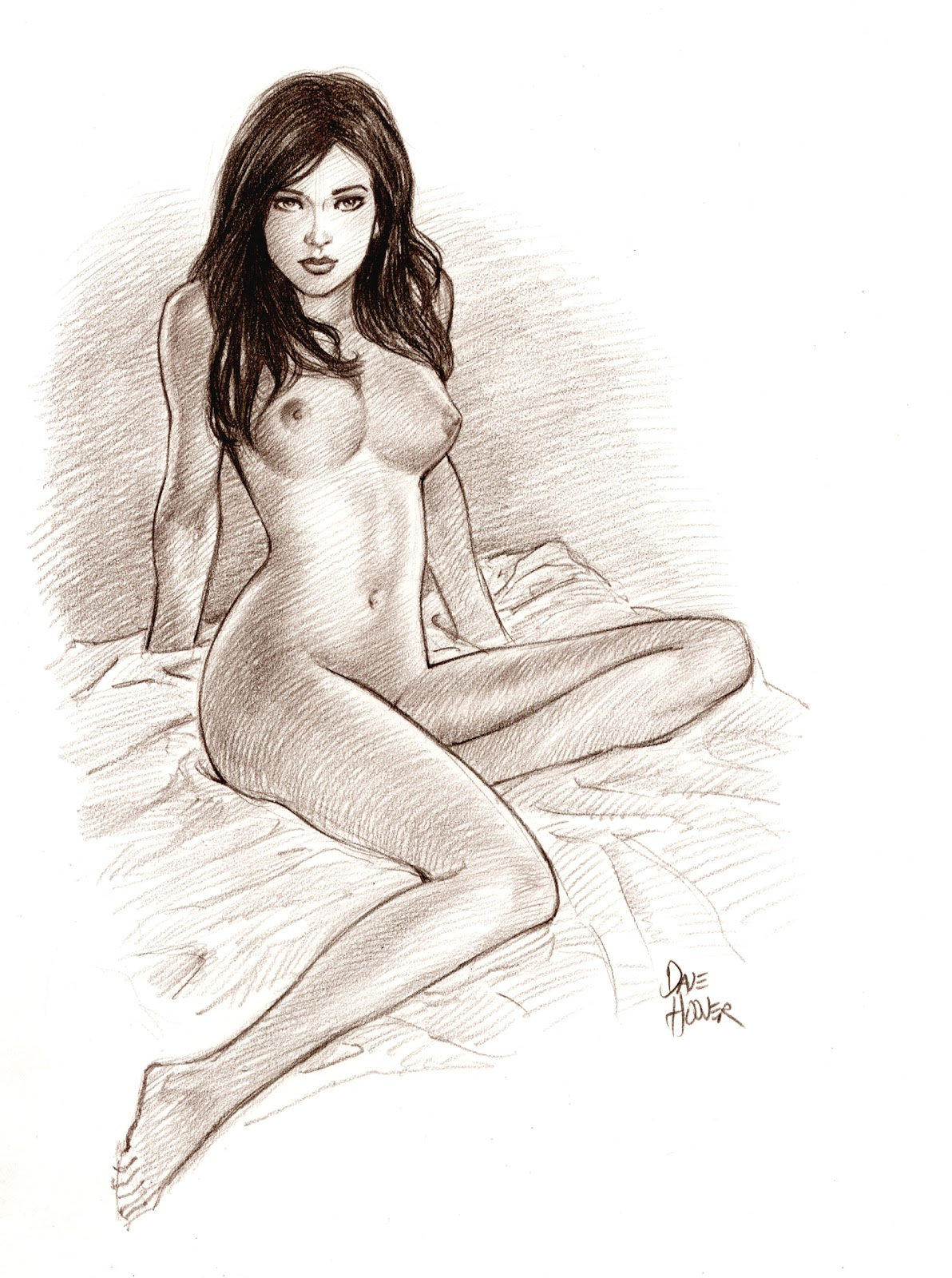 Nude girl drawing pornos thumbs