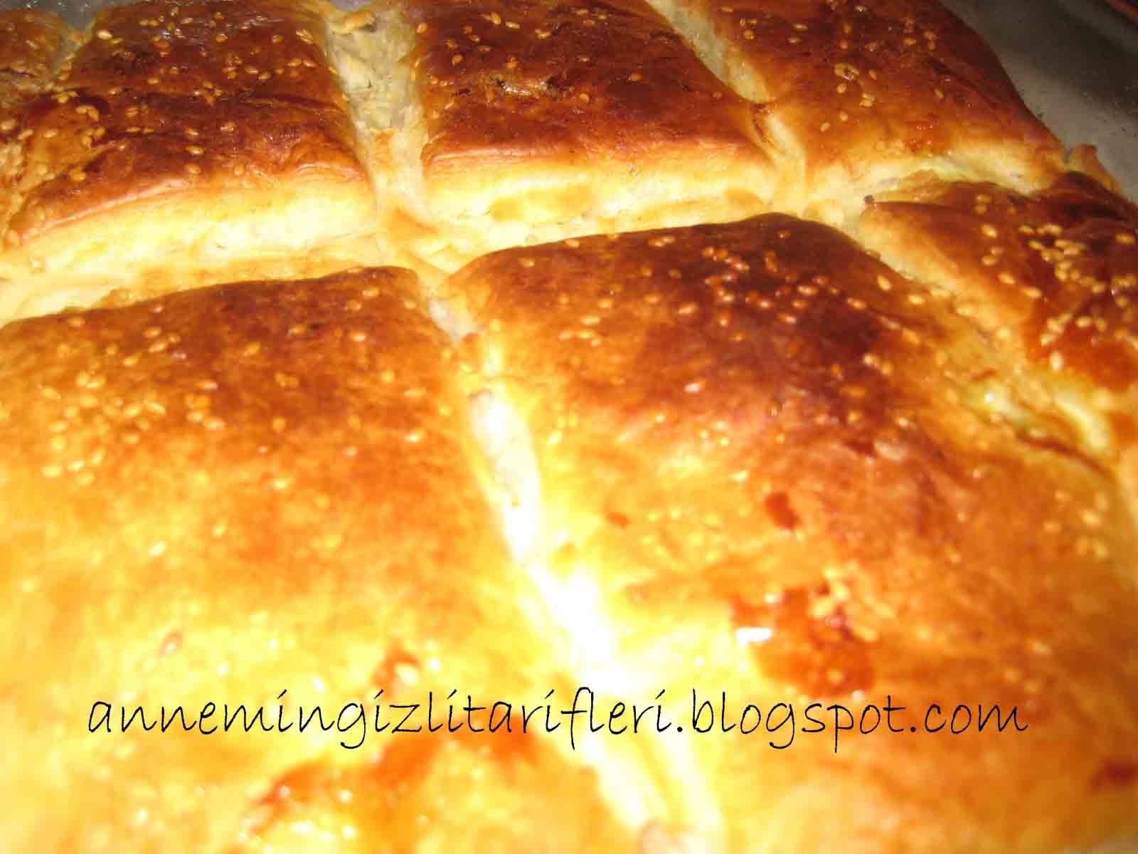 Sodalı Yufka Böreği — Yemek