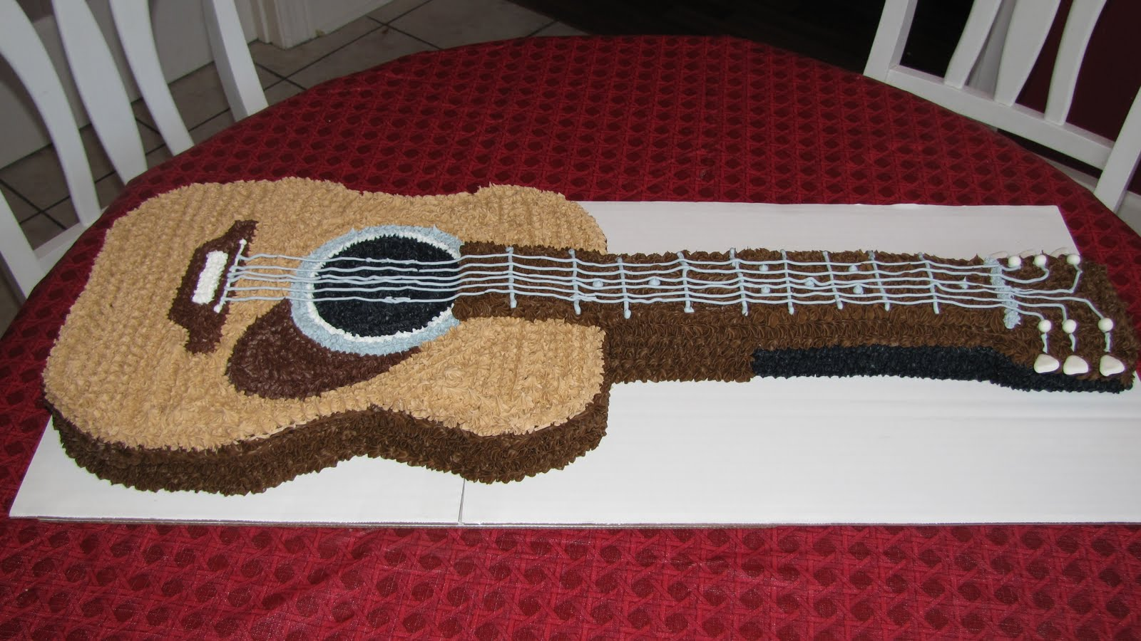 Guitar Cake Cake Ideas And Designs