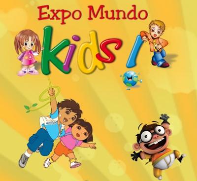 expo mundo kids